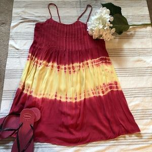 Dresses & Skirts - NWOT - Tie-Dye Sundress Fully Lined